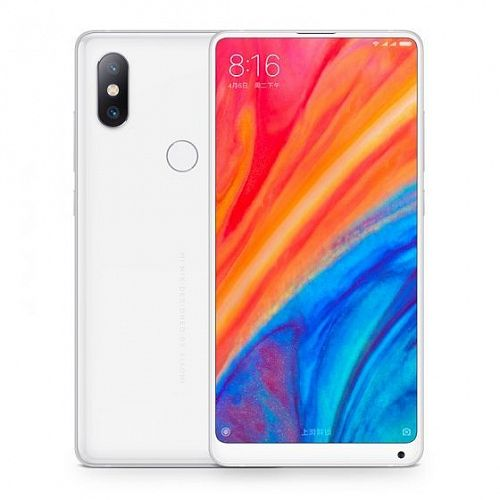 Смартфон Xiaomi Mi Mix 2S 128GB/6GB White (Белый) — фото