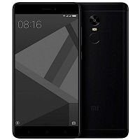 купить Xiaomi Redmi Note 4X 64GB/4GB Global Version Dual SIM Black (Черный) в Челябинске