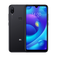 Смартфон Xiaomi Mi Play 64GB/4GB Black (Черный) — фото