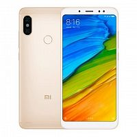 Смартфон Xiaomi Redmi Note 5 64GB/4GB Gold (Золото) — фото