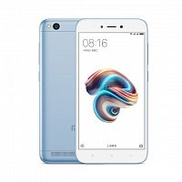 Смартфон Xiaomi Redmi 5A 16GB/2GB Blue (Голубой) — фото