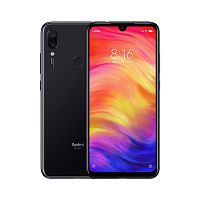 Смартфон Xiaomi Redmi Note 7 64GB/4GB Black (Черный) — фото