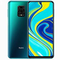 Смартфон Xiaomi Redmi Note 9 Pro (India) 128GB/6GB Green (Зеленый) — фото