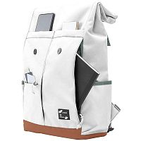 Рюкзак Xiaomi Urevo Youqi Energy College Leisure Backpack White (Белый) — фото