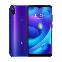 Смартфон Xiaomi Mi Play 64GB/4GB Blue (Синий) — фото