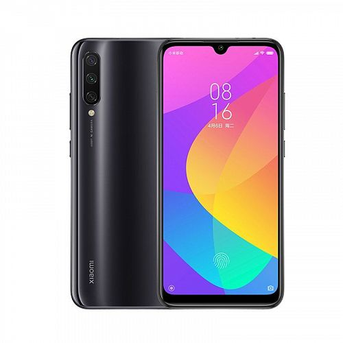 Смартфон Xiaomi CC9e 64GB/6GB Black (Черный) — фото